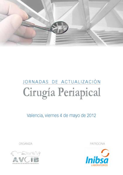 Jornadas de Actualización: Cirugía periapical